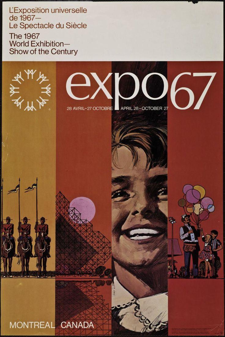 Souvenirs d'Expo 67