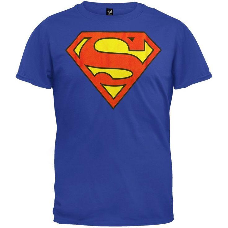 17 best ideas about Superman T Shirt on Pinterest | T shirt ...