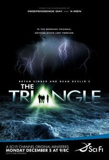 miniseries - A shipping company employs four people: a reporter, a psychic, a meteorologist, and an oceanographer to discover the secret of the Bermuda Triangle