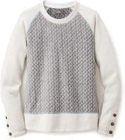 Prana Aya Sweater in Gravel size M