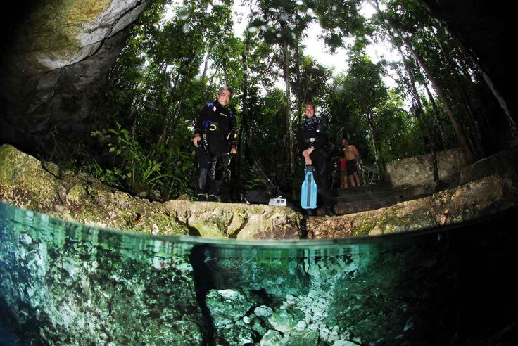 Tips for shooting better photographs in the cenotes of Riviera Maya | Scuba Diving Magazine