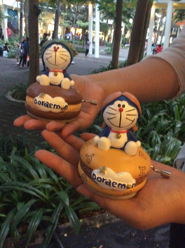 Doraemon and dorami