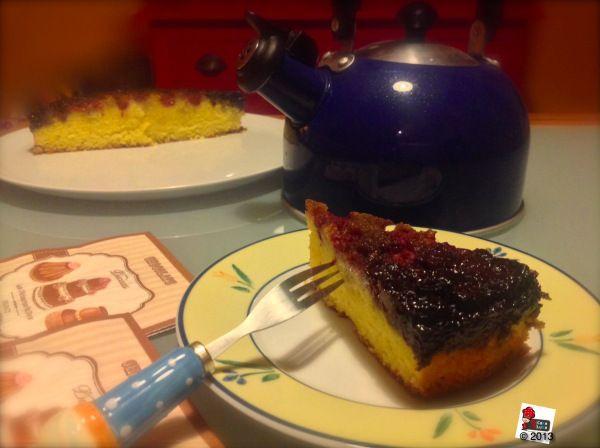 Upsidedown cake