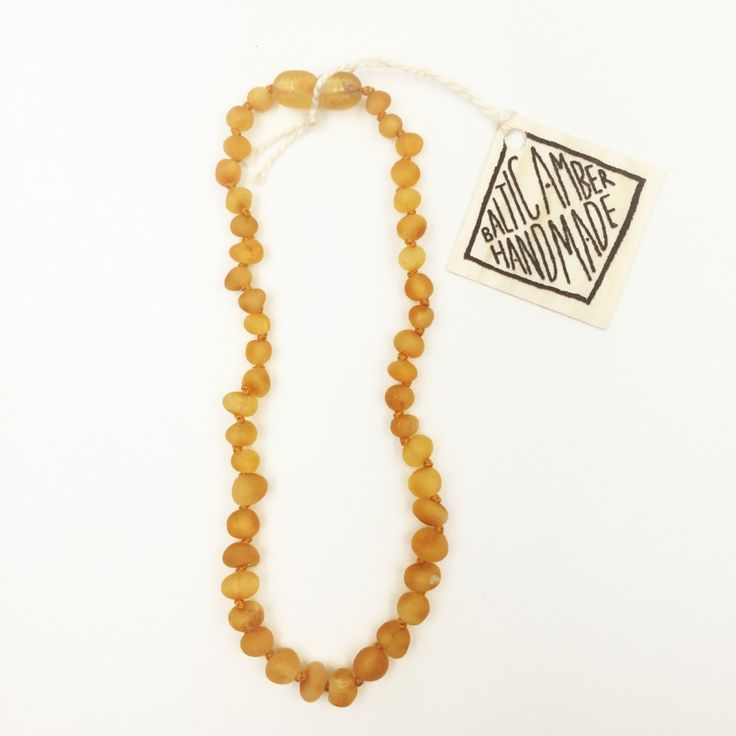 best 25 necklace for teething ideas on