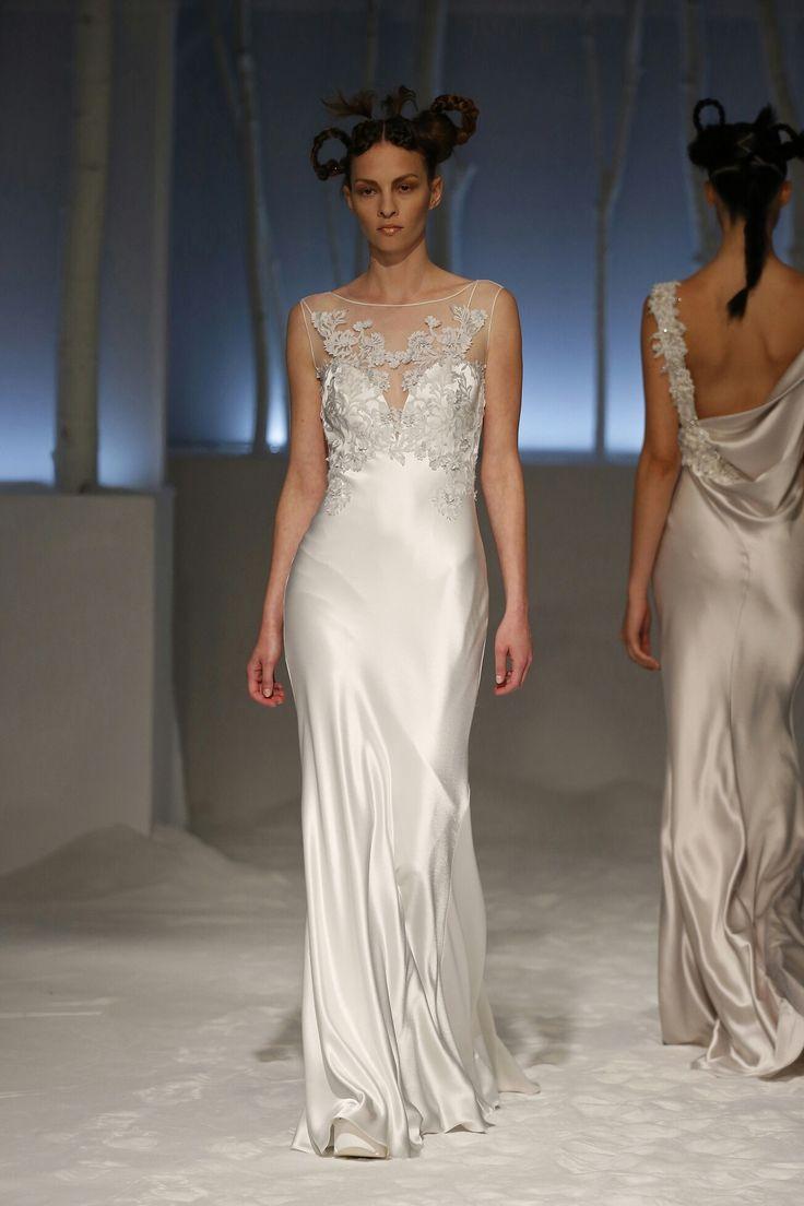 20 best David Fielden images on Pinterest   Wedding dress, Short ...