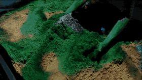 Interactive sandbox