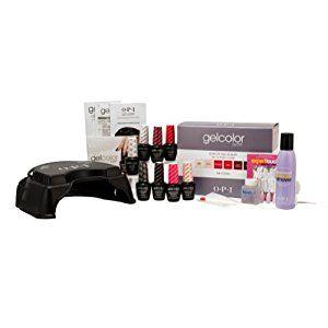 opi led salon nail lamp manicure gel polish the icon intro kit uv http