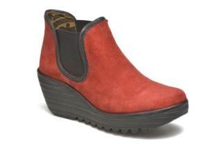 Bottines et boots Yat Fly London vue 3/4