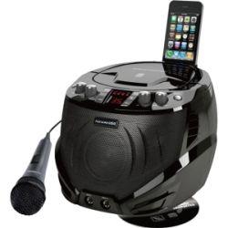 Karaoke USA Portable Karaoke CDG Player