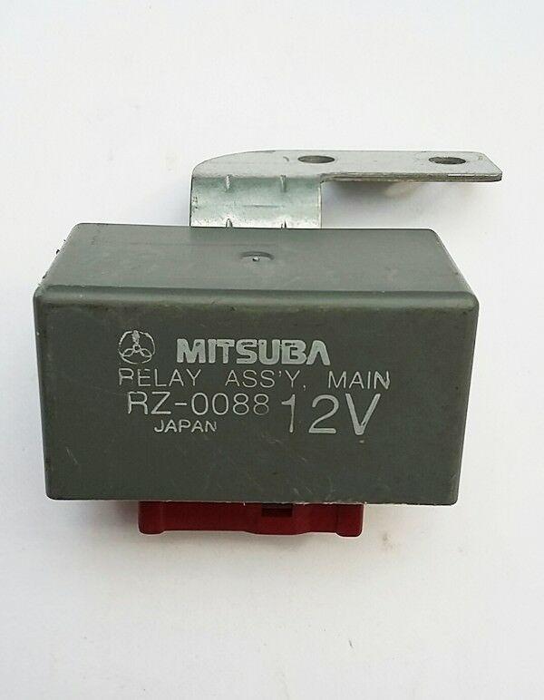90-97 Honda Accord OEM main fuel gas pump relay MITSUBA RZ-0088