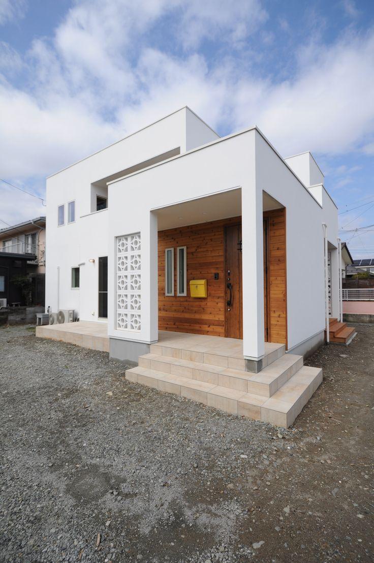 外観デザイン サーフリゾート Style House ホームウェア 家 外観 モダン スタイルハウス