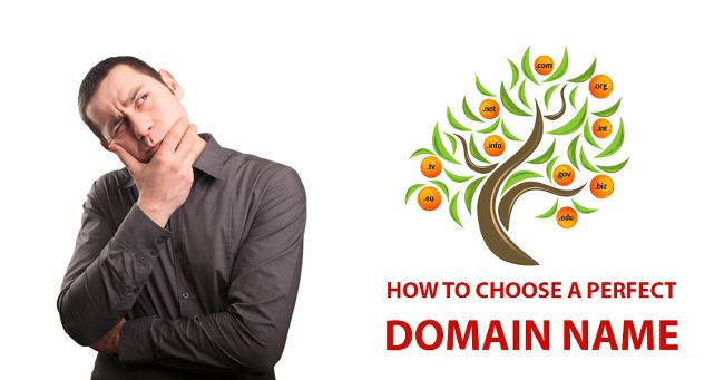Choose a Domain Name #blogging #domainName