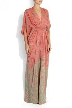 kaftan dress - Google Search
