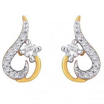 Asmi Diamond Earring ADE00868 | Jewelsouk