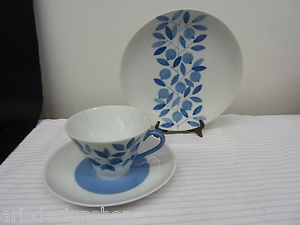 Arabia Finland 1 Coffeecup Saucer Plate Myrtilla Esteri Tomula Very RARE   eBay