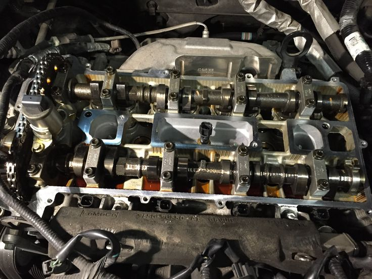 Ford Escape amp Fusion 2 3L 2 5L DOHC Engines Valve Cover