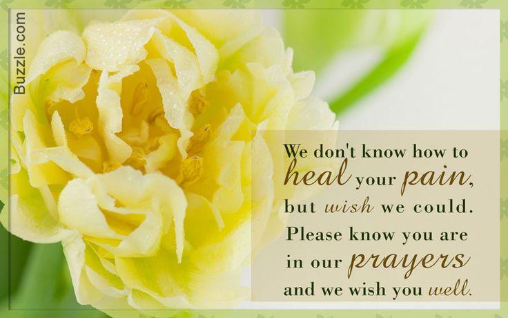 Condolence Message Examples