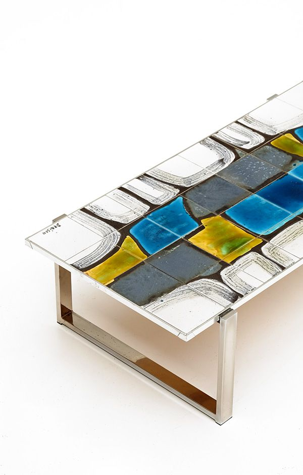 DECORATIVE TABLES BY BELARTI / DENISCO