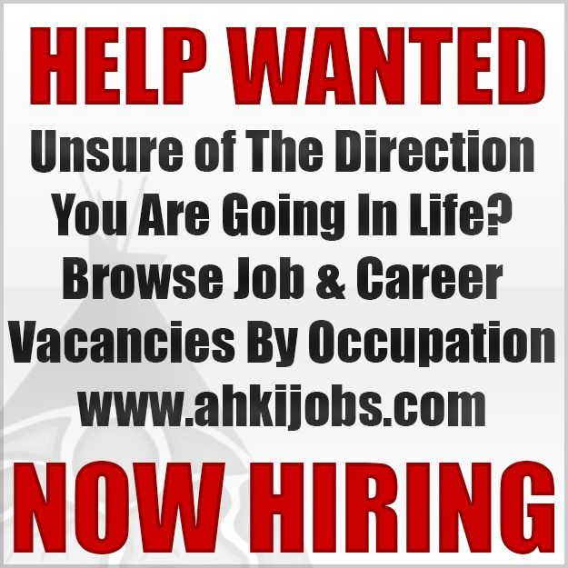 Find Jobs By Occupations https://shar.es/1h6jAc  Consultants Employers & Recruiters Hiring Indigenous * Newcomers