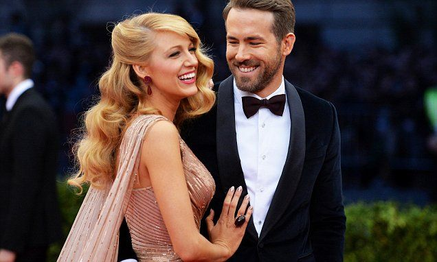Face morphing software shows Blake Lively and Ryan Reynolds baby