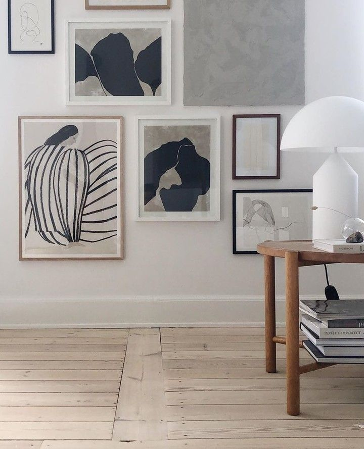 Sofia Lind You Art Print Exclusively For The Poster Club In 2020 Home Decor Gallery Wall Inspiration Minimalist Home Interior