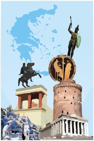 Visit famous monuments