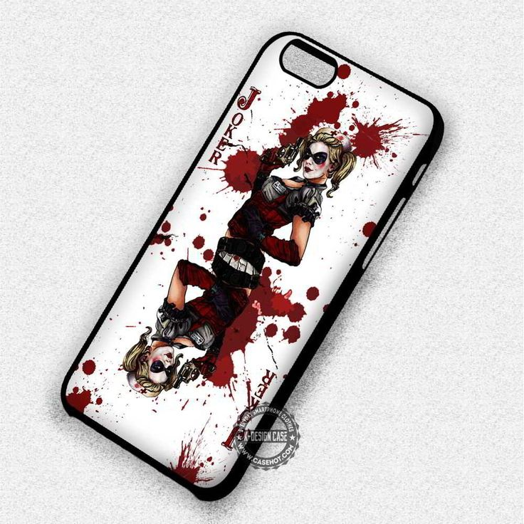 Upside Down Joker - iPhone 7 6S 5 5S SE Cases & Covers