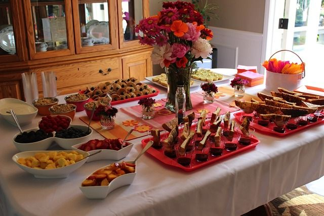 """Photo 1 of 8: Brunch / Baby Shower/Sip & See """"Baby B's Summer Baby Shower"""" 