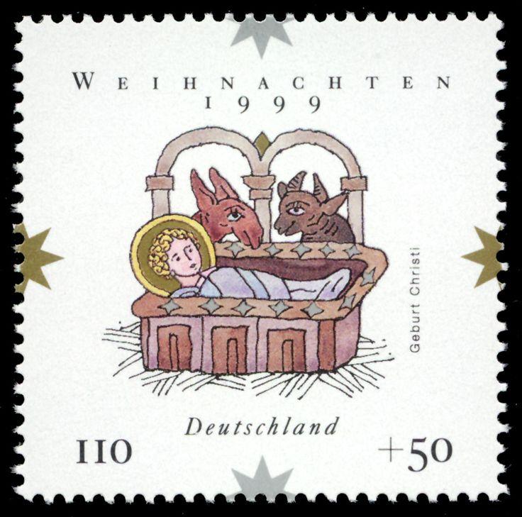 deutsche post briefmarken weihnachten - Google Search