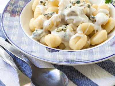 This warm and succulent dish will fill you up and delight your taste buds. This recipe is exactly like the gnocchi you can get from the restaurant, so just stay home and enjoy.