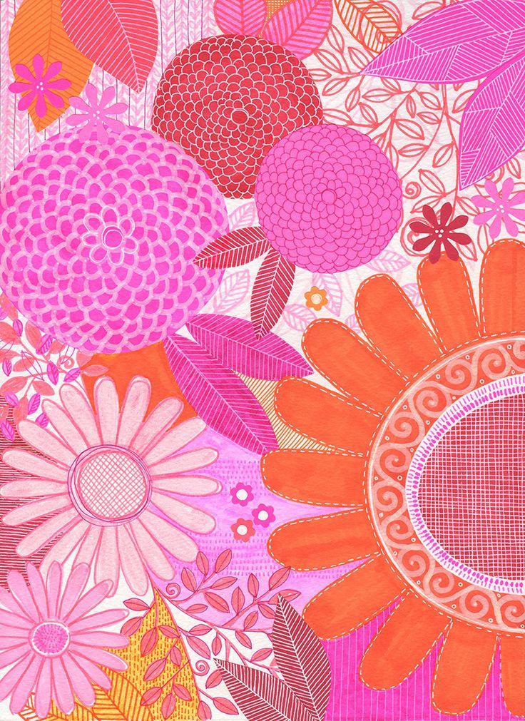 Me encantan los diseños de Susan Black Os dejo una muestra de sus ilustraciones Enlaces: http://susanblackdesign.blogspot.ca/ ...