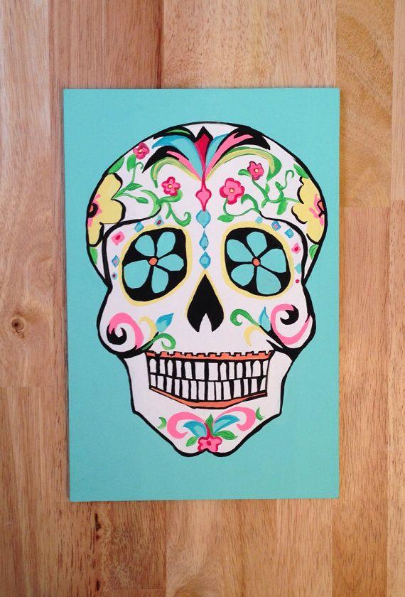 288 Best Images About Dia De Los Muertos On Pinterest