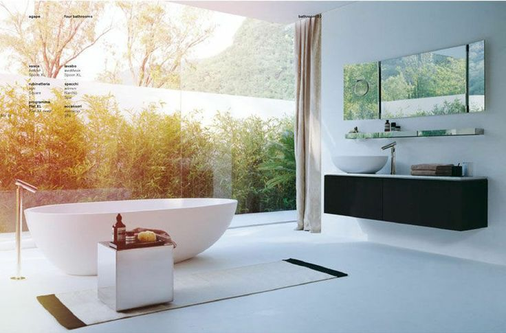 Luxusní italské koupelny značky Agape Design, více na: http://www.saloncardinal.com/galerie-agape-650