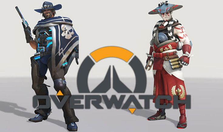 Overwatch skins update: NEW Legendary Epic cosmetic loot box items REVEALED