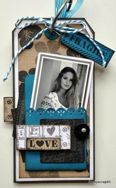 Anniversaire du blog - Cathy