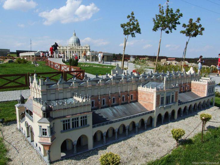 Miniature Park in Inwałd