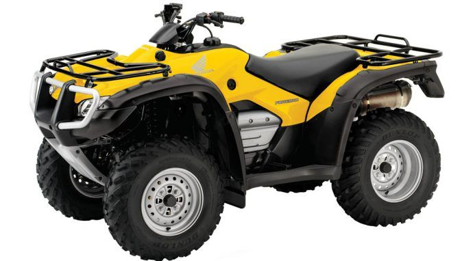 Why Aren't My Rear Wheels Getting Power? - ATV.com The ATV AnswerMan helps with an uncooperative Honda Foreman