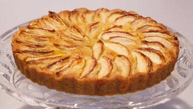 Normandische appeltaart - recept   24Kitchen