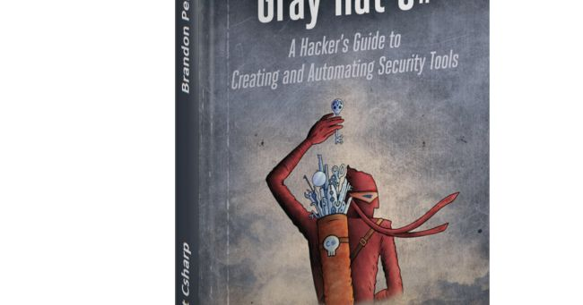 Gray Hat C# - Brandon Perry  Download Free PDF Gray Hat C#: A Hackers Guide to Creating and Automating Security Tools by Brandon Perry  Learn to use C#s powerful set of core libraries to automate tedious yet important tasks like fuzzing performing vulnerability scans and analyzing malware. With some help from Mono youll write your own practical security tools that will run on Windows OS X Linux and even mobile devices.  Table of Contents: [394 Pág.]  Chapter 1: C# Crash Course  Chapter 2…