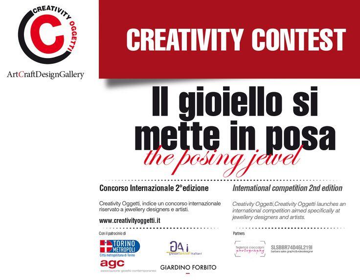 """""""Creativity Contest – Il gioiello si mette in posa"""" Concorso Internazionale II edizione - SugoNews - La Rivista da Tavola !"""