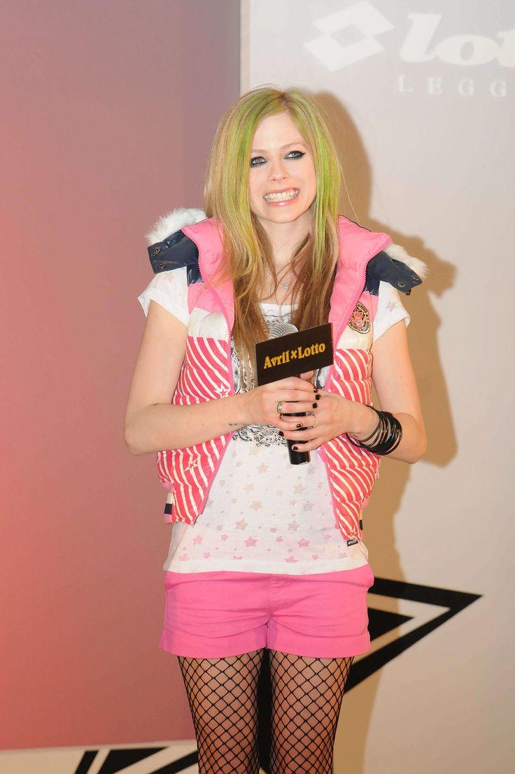 Mejores 218 imágenes de Avril en Pinterest | Avril lavigne, Familia ...