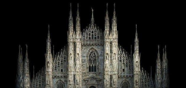 Irene Kung, La città invisibile, Duomo Milano 2010-2012
