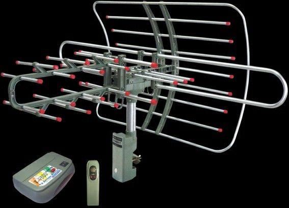Antena outdoor Type T-9800.    Murah dan berkualitas ... Minat?? Segera kunjungi  https://www.tokopedia.com/yoriyukishop/antena-tv-outdoor-remote-boosterkabel-13-m-tanaka-t-9800