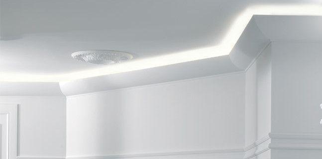 crown molding for led lighting