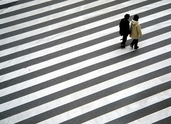 Using Horizontal, Vertical and Diagonal Lines in Photography | 121Clicks.com