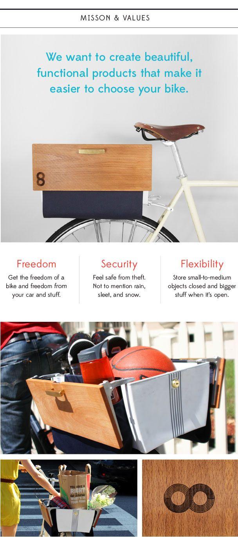 Buca Boot: Flexible, Secure Storage for the Urban Biker by Kathryn Carlson — Kickstarter