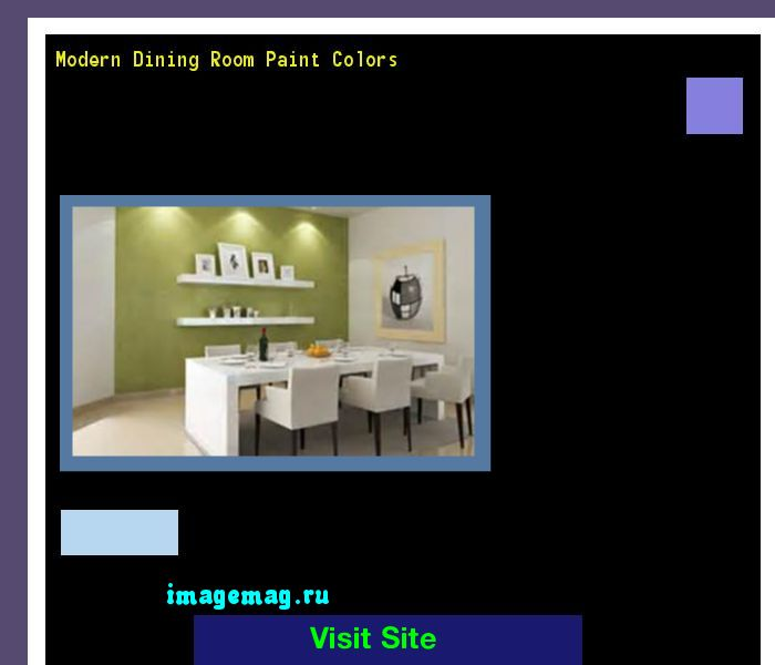 Modern Dining Room Paint Colors 121835 - The Best Image Search