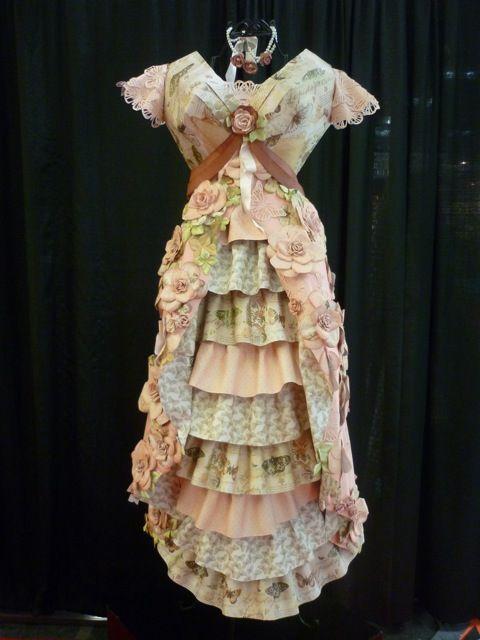 DIY-Paper dress