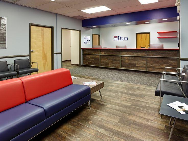 Shaw Contract Resilient Floor And Carpet Displaying Penn Dental UC North Ridge Prado