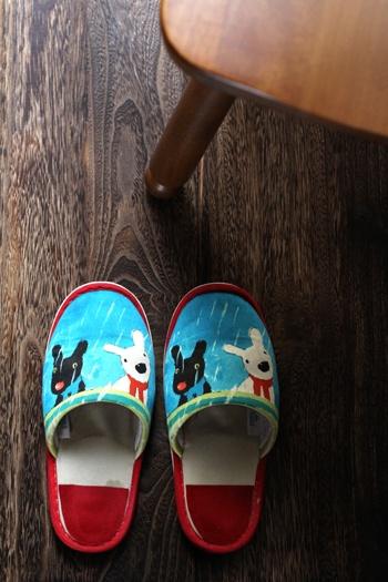 slippers , Lisa & Gaspard , Lisa et Gaspard